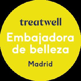 Badge Embajadoras de belleza ES Madrid