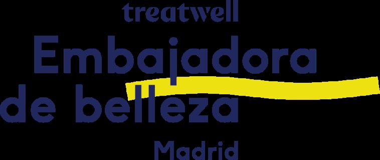 Logos Embajadoras de belleza ES Blue Madrid